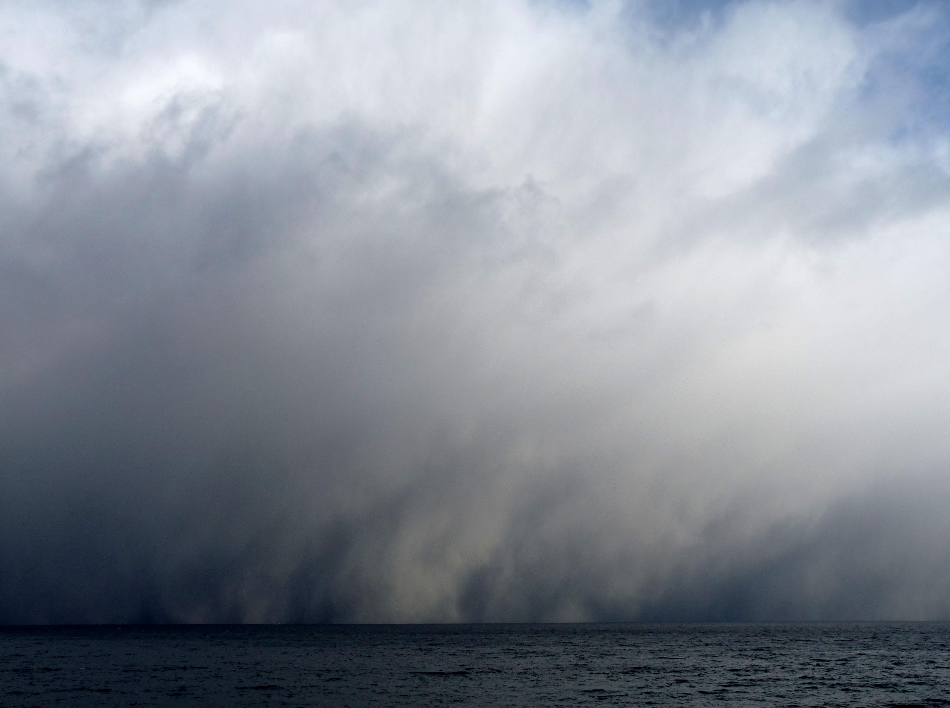 29 januari – gråmilt väder idag, till skillnad från 1850!