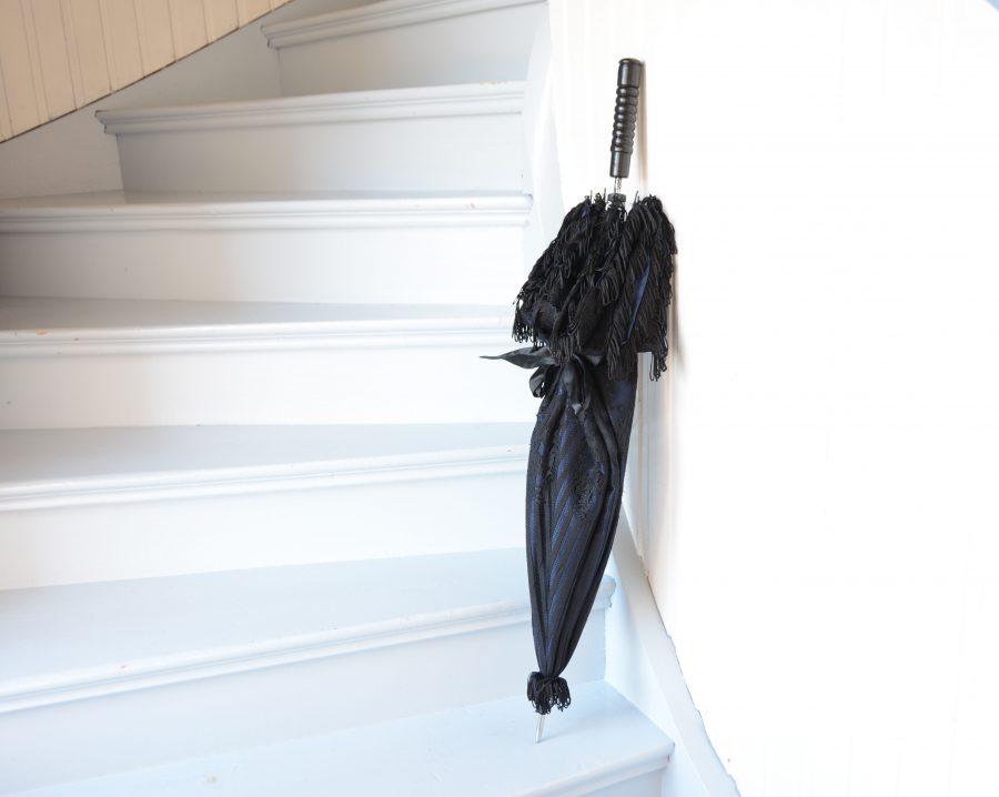Ett parasoll för den bländande vårsolen