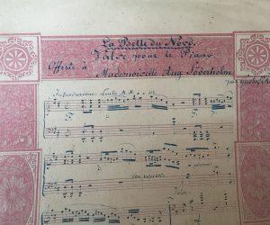 """""""La Belle du Nord"""", valsen till Augusta som inte spelats på 150 år"""