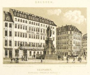 Saras blogg: The famous Hotel de Saxe in Dresden, Germany