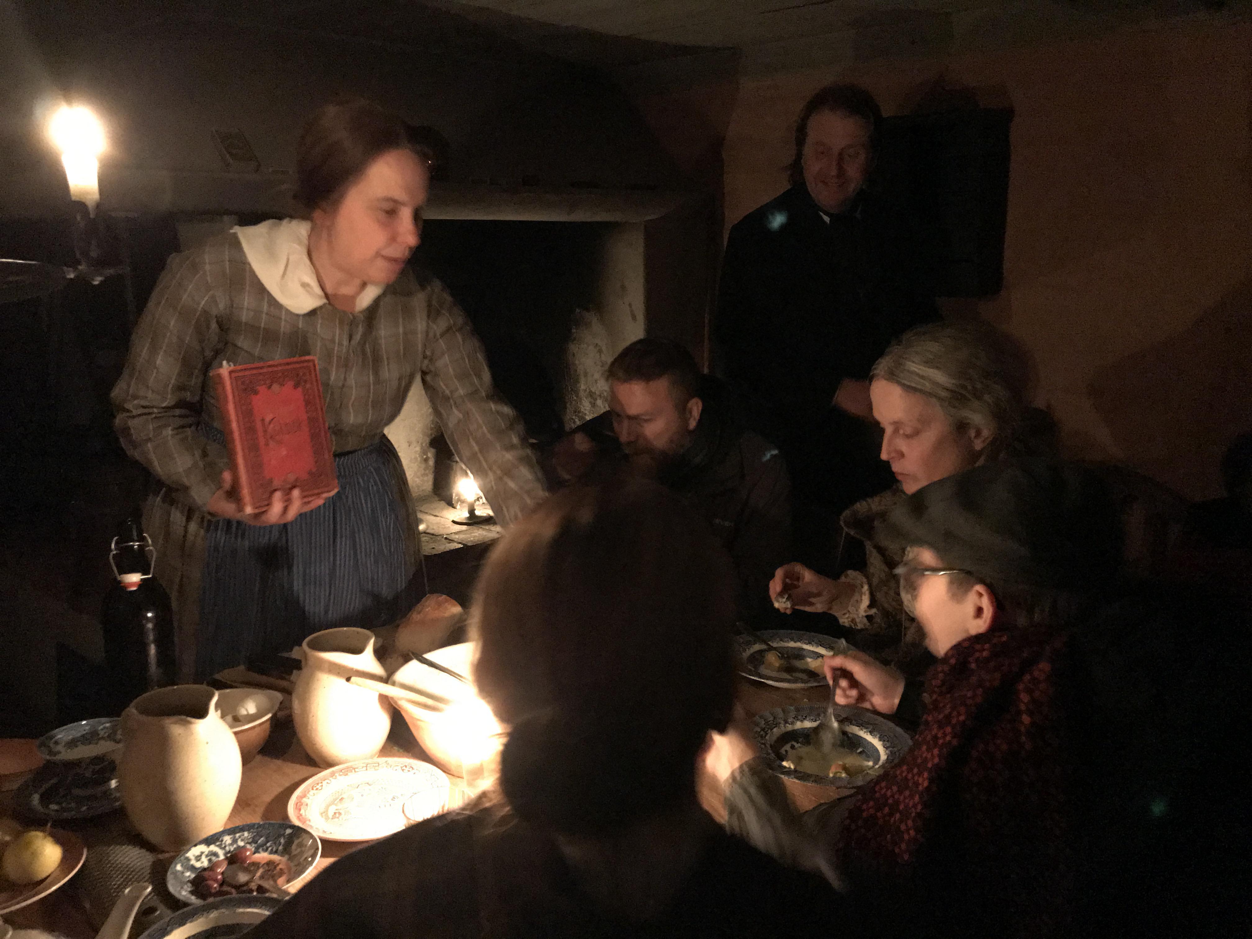 Vi gjorde en utflykt till systrarna Pagels – ljus och mörker i 1800-talets mitt