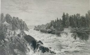 Besök på 1800-talets turistmål i Karelen