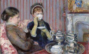 Tack för julklappen – på 1800-talets romantiska språk