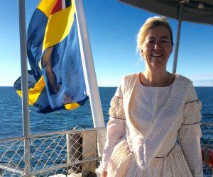 Saras reseberättelse: Göta Canal Day 3 – Motala till SJötorp