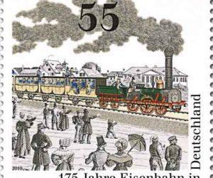 Saras blogg: The First Train Ride